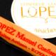 confiserie Lopez, niniche banane