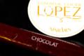 confiserie Lopez, niniche chocolat