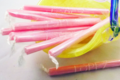 confiserie Lopez, sucre d'orge framboise