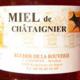 Rucher de la Bouverie, Miel de Châtaignier