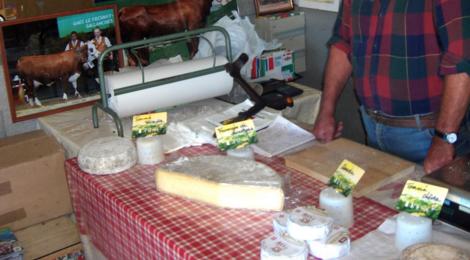 Alpage de Doran, nos fromages