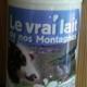 GAEC Le Mont Caly, lait frais entier