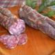 La ferme de Caroline, Saucisson de porc d'alpage