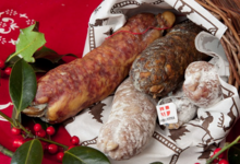 Boucherie Maulaz, saucissons