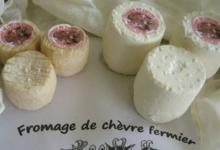 Ferme du Noyer, fromages de chèvre