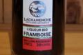 Lachanenche, liqueur de framboise