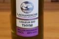 Lachanenche, thym