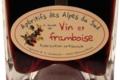 Lachanenche, vin et framboise