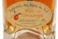 Lachanenche, vin et orange
