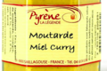 la légende de Pyrène, Moutarde miel - curry