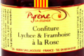 la légende de Pyrène, Lychee & Framboise à la rose
