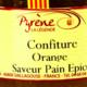 la légende de Pyrène, Orange saveur pain d'épices
