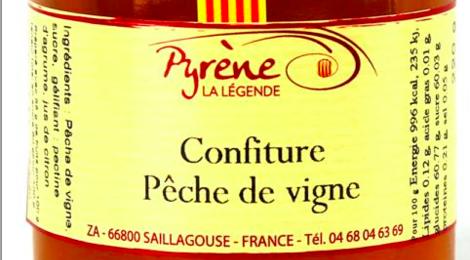 la légende de Pyrène, Pêche de vigne