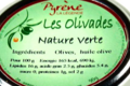 la légende de Pyrène, Olivades verte nature