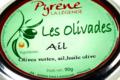 la légende de Pyrène, Olivades verte à l'ail