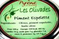 la légende de Pyrène, Olivades piment d'Espelette