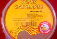 Anchois Roque, Tapas Anchovade