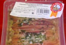 Anchois Roque, Filets d'anchois en Persillade