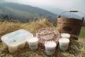 GAEC des hirondelles, yaourts