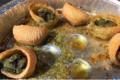 L'escargot Chautagnard, croustille d'escargot