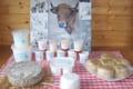 L'auberge Des Vaches, flans vanille et caramélisés