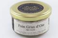 Les foies gras du Ried, Verrine d'oie mi-cuit