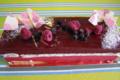 Vacherin glacé framboise myrtille