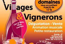 Salons des Vins - Villages et Vignerons - Séguret