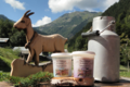 Yaourt au lait de chèvre