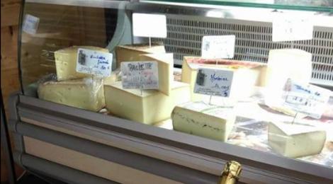 la ferme du chateau, fromages