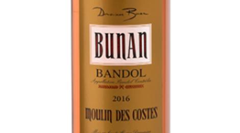 Domaines Bunan, Moulin des Costes Bandol rosé