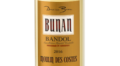 Domaines Bunan, Moulin des Costes Bandol blanc