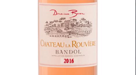 Domaines Bunan, Bandol Château la Rouvière rosé