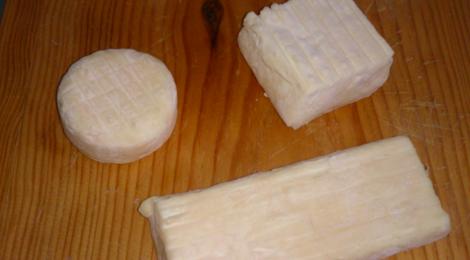 Natur'Agneau, fromages lactiques de brebis