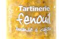 Rue Traversette, tartinerie fenouil amande et cajou