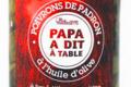 Rue Traversette, poivron de Padron à l'huile d'olive