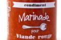 Rue Traversette, marinade pour viande rouge