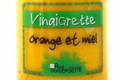 vinaigrette orange et miel