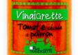 vinaigrette tomate séchée et poivron