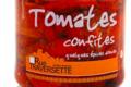 tomates confites, épices douces