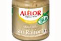 Alélor, Moutarde forte au Raifort Bio