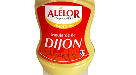 Alélor, Moutarde de Dijon Squeezy