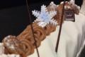 Pâtisserie Richard, bûche Mont Blanc
