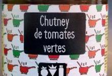 Babelicot, Chutney de tomates vertes