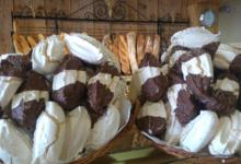 Fournil Lullinois, meringues chocolat
