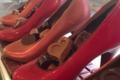 Pâtisserie Challamel,  chaussures en chocolat