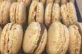 Pâtisserie Challamel,  macaron : noisette