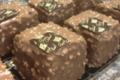 """""""le cube piémont"""" petit gâteau 100% noisette"""