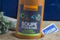 La Sablaise, Soupe de poissons aux légumes du potager