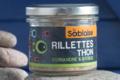 La Sablaise,  Rillettes de thon à la coriandre et au basilic